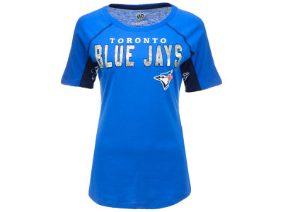 Toronto Blue Jays MLB Women's Hands High Outta The Park T-shirt
