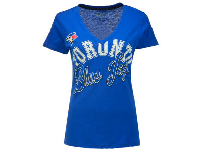 Toronto Blue Jays MLB Women's Homefield Slub T-shirt