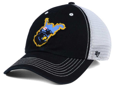 West Virginia Black Bears '47 MiLB Mesh '47 CLOSER Cap