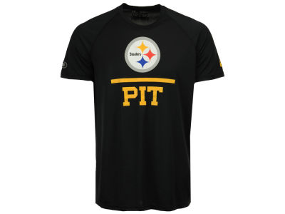 Pittsburgh Steelers Under Armour NFL Men's Lockup Tech T-Shirt