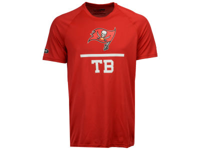 Tampa Bay Buccaneers Under Armour NFL Men's Lockup Tech T-Shirt