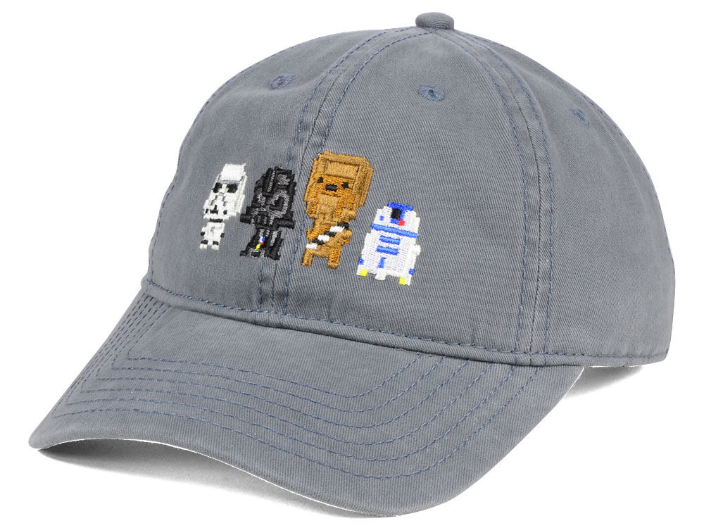 1f384a840a6 Star Wars 8 Bit Dad Hat