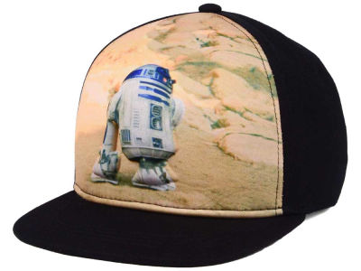 Star Wars Puff All Over Sublimation Cap