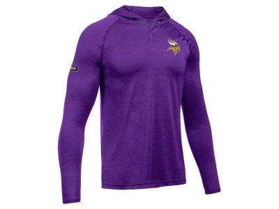 Minnesota Vikings Under Armour NFL Men's Tech Hoodie