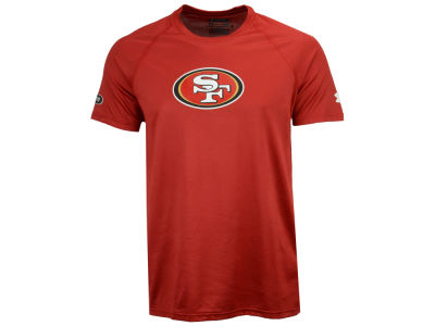 San Francisco 49ers Under Armour NFL Men's Combine Logo T-Shirt