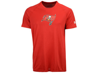 Tampa Bay Buccaneers Under Armour NFL Men's Combine Logo T-Shirt