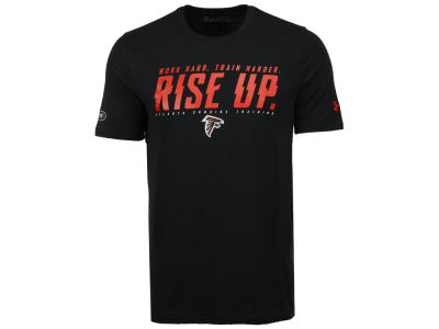 Atlanta Falcons Under Armour NFL Men's Team Verb T-Shirt