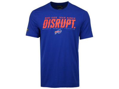 Buffalo Bills Under Armour NFL Men's Team Verb T-Shirt