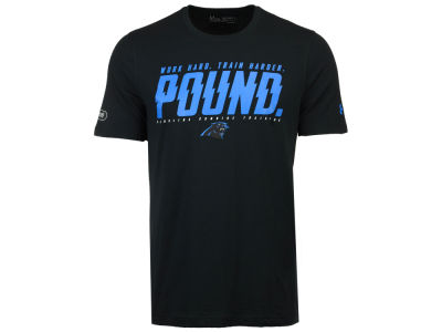 Carolina Panthers Under Armour NFL Men's Team Verb T-Shirt