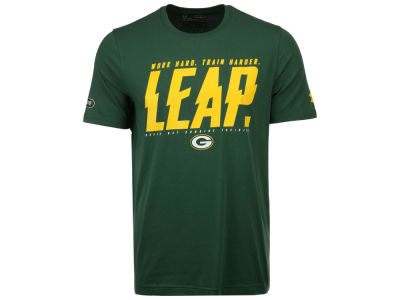 Green Bay Packers Under Armour NFL Men's Team Verb T-Shirt