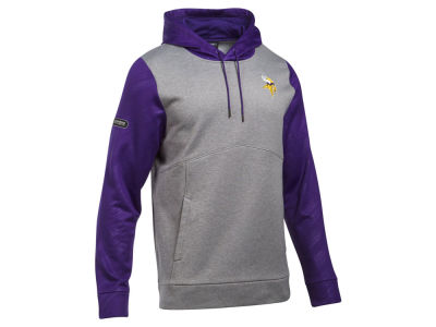 Minnesota Vikings Under Armour NFL Men's Armour Fleece Hoodie