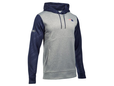 New England Patriots Under Armour NFL Men's Armour Fleece Hoodie