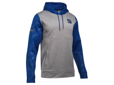New York Giants Under Armour NFL Men's Armour Fleece Hoodie