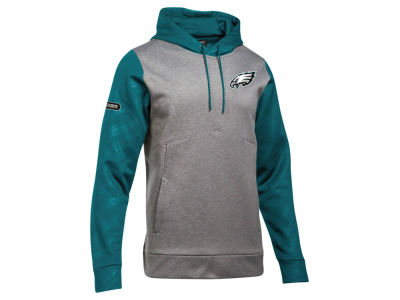 Philadelphia Eagles Under Armour NFL Men's Armour Fleece Hoodie