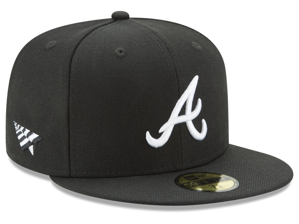 Atlanta Braves New Era MLB New Era X Roc Nation 59FIFTY Cap  19cce913605
