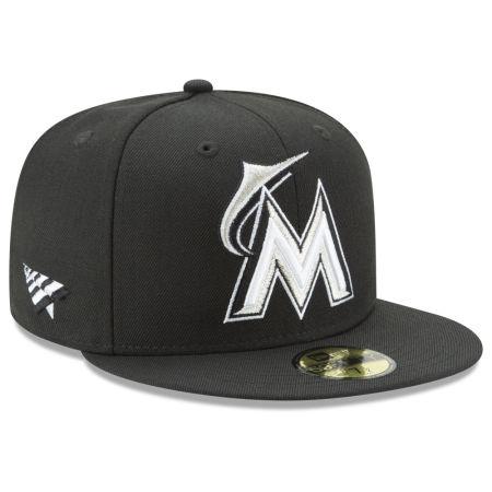 Miami Marlins New Era MLB New Era X Roc Nation 59FIFTY Cap