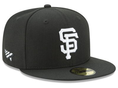 San Francisco Giants New Era MLB New Era X Roc Nation 59FIFTY Cap