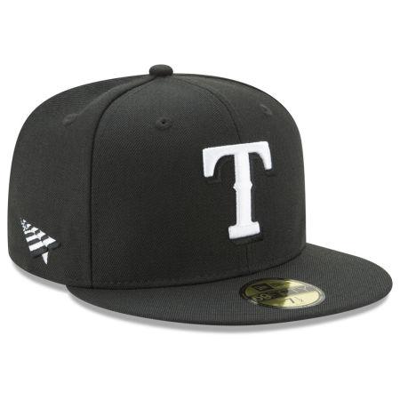 Texas Rangers New Era MLB New Era X Roc Nation 59FIFTY Cap