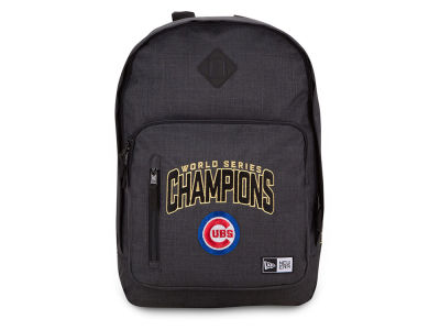 Chicago Cubs New Era Branded Cram Backpack