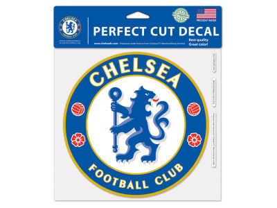 Chelsea Die Cut Color Decal 8in X 8in