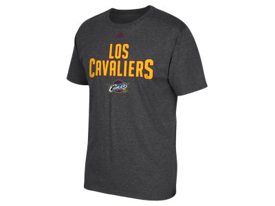 Cleveland Cavaliers adidas NBA Men's Latin Nights Shooting Shirts