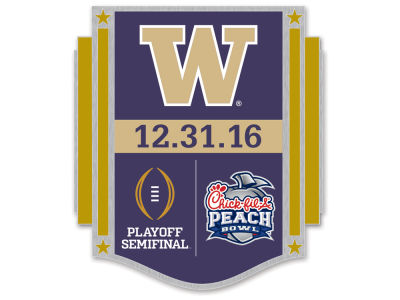 Washington Huskies Marquee Pin