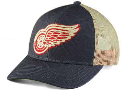 Detroit Red Wings CCM NHL Current Structured Adjustable Cap