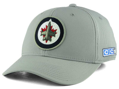 Winnipeg Jets CCM NHL CM791Z Current Structured Flex Cap