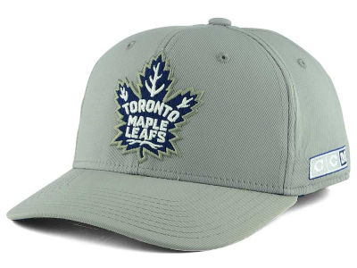 Toronto Maple Leafs CCM NHL CM791Z Current Structured Flex Cap