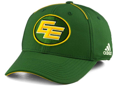 Edmonton Eskimos adidas 2017 CFL Coaches Structured Flex Cap