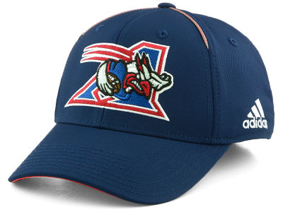 Montreal Alouettes adidas 2017 CFL Coaches Structured Flex Cap