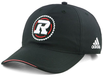 Ottawa RedBlacks adidas CFL Coaches Adjustable Slouch Cap