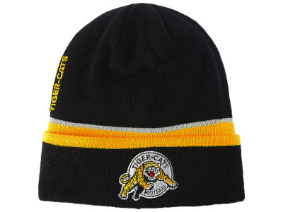 Hamilton Tiger-Cats adidas 2017 CFL Cuffed Knit