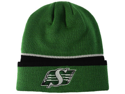Saskatchewan Roughriders adidas 2017 CFL Cuffed Knit