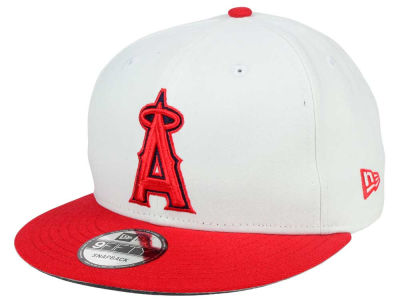 Los Angeles Angels New Era MLB All Shades 9FIFTY Snapback Cap