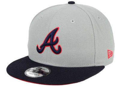 Atlanta Braves New Era MLB All Shades 9FIFTY Snapback Cap