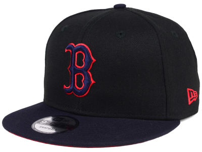 Boston Red Sox New Era MLB All Shades 9FIFTY Snapback Cap