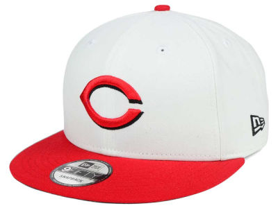 Cincinnati Reds New Era MLB All Shades 9FIFTY Snapback Cap