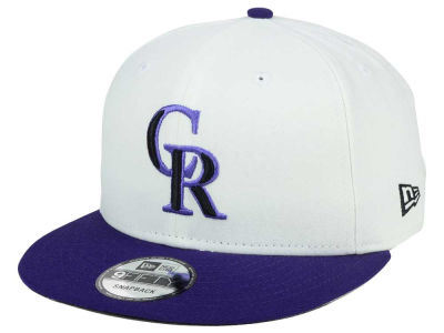 Colorado Rockies New Era MLB All Shades 9FIFTY Snapback Cap