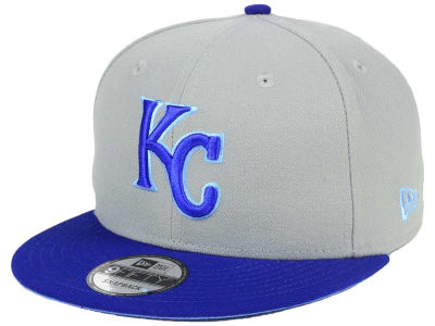 Kansas City Royals New Era MLB All Shades 9FIFTY Snapback Cap