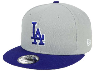 Los Angeles Dodgers New Era MLB All Shades 9FIFTY Snapback Cap