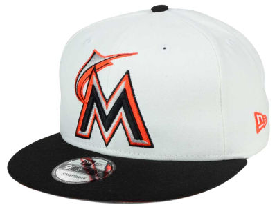 Miami Marlins New Era MLB All Shades 9FIFTY Snapback Cap