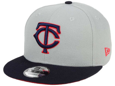 Minnesota Twins New Era MLB All Shades 9FIFTY Snapback Cap