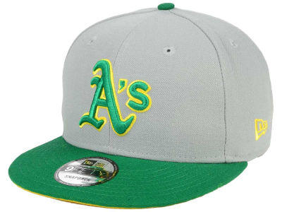 Oakland Athletics New Era MLB All Shades 9FIFTY Snapback Cap