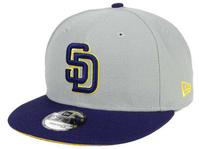 San Diego Padres New Era MLB All Shades 9FIFTY Snapback Cap