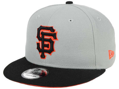 San Francisco Giants New Era MLB All Shades 9FIFTY Snapback Cap