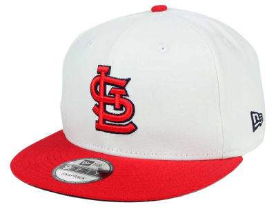 St. Louis Cardinals New Era MLB All Shades 9FIFTY Snapback Cap