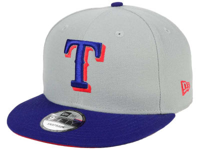 Texas Rangers New Era MLB All Shades 9FIFTY Snapback Cap