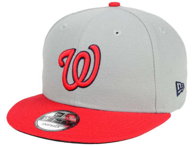 Washington Nationals New Era MLB All Shades 9FIFTY Snapback Cap
