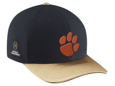 Clemson Tigers Nike NCAA National Champs Locker Room Coaches Cap